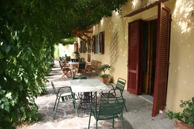Casa Nova, ein romantischer Ort