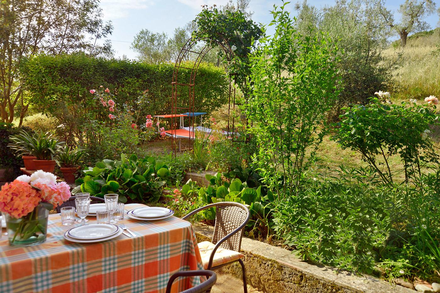 Toskana Urlaub Ferienwohnungen