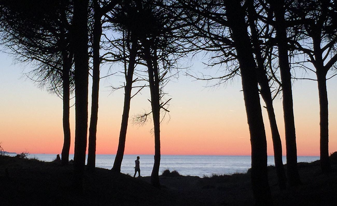 Toskana-Urlaub Meer