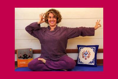 Zur tibetischen Massage